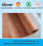 Membrana impermeable no tejida respirable de los PP y del PE para el cuarto de baño del Underlayment de la azotea