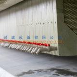 Filtre-presse neuf de la membrane 2017 pour le traitement des eaux résiduaires 1000 séries
