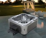 Whirlpool ao ar livre do grande Jacuzzi do modelo do espaço (M-3378)