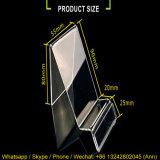 Support d'écran acrylique pour téléphone portable écologique