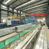 Helle Schienen-Aluminiumprofile