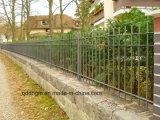Deutscher Qualitäts-Garten-Stahl-Zaun