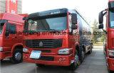 Carro del depósito de gasolina del buque de petróleo de Sinotruk HOWO 8X4 30m3