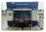 Xqt-S9 tipo nueve tipo arandela automática del túnel del cepillo del coche