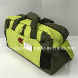 Sac de course pour le sac campant de Carrie de sac de course de sport de molleton de week-end (GB#10021)