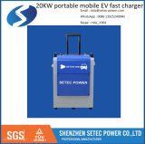 Setec 20kw bewegliche schnelle Chademo Aufladeeinheit Gleichstrom-