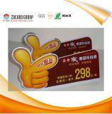 Доска знака изображений доски извещении о PVC безопасности подарков деталя промотирования