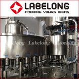 Linha de enchimento / engarrafamento de água mineral / água mineral de pequena capacidade 2000 bph