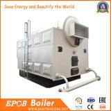 Industrielles 1 zur Lebendmasse 35ton u. zu Kohle abgefeuertem Dampfkessel