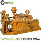 Le groupe électrogène triphasé d'essence d'engine de gaz de la nature 600kw à C.A. électrique/moteur de gaz se produisent