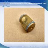 フィルター部品のための真鍮の金網