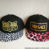 protezione di Snapback del cappello di 100%Cotton Embroideried Hiphop