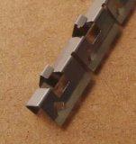 OIN Factroy protégeant la rondelle à ressort d'acier inoxydable