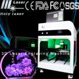 고주파 3D Photo Inside Crystal Mini Portable 3D Laser Engraving Machine Price