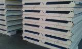 Панель сандвича пены EPS/PU для строительного материала толя