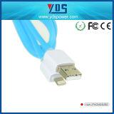 Câble de caractéristiques micro de remplissage rapide du téléphone USB pour l'iPhone androïde