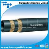 Flexibler hydraulischer Schlauch SAE-100 R1 R2