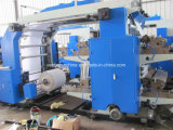 Yb-4600 flexographische Pinting Maschine für Druckpapier