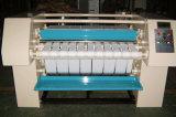 Pequeña máquina comercial de Ironer para el mantel de la cubierta del edredón de los Bedsheets/del hotel (YPA I)