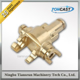 Kundenspezifische Aluminiumzink-Messingtitan CNC-maschinell bearbeitenteile
