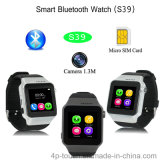 Reloj elegante androide de Bluetooth de la nueva manera (S39)