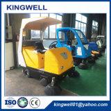 판매 (KW-1760C)를 위한 재충전용 전기 도로 스위퍼