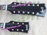 Garganta dobro/guitarra elétrica de Afanti (ASG-535)