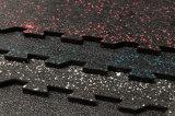 Stuoia di collegamento di gomma personalizzata della mucca della pavimentazione