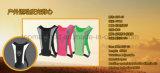 Veste reflexiva do corredor do esporte de Lycra para a segurança de ciclagem