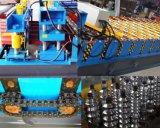 Гидровлическое управление PLC Dx мотора застеклило крен плитки формируя машину