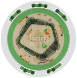 Patio al aire libre de los niños de Kaiqi con el sistema que sube neto de la cuerda (KQ60128A)