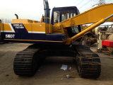 Escavatore utilizzato Sk200-3 disponibile, escavatori di Kobelco Sk07 del gatto E200b da vendere