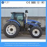 ディーゼル機関のKubotaのタイプが付いている4WD 155HPの農業の農場かまたはコンパクトまたは庭耕作するか、または芝生のトラクター
