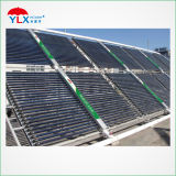 Water solaire Heating System pour Large Project