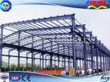 Almacén prefabricado del edificio del bajo costo para el almacenaje (FLM-005)