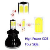 Farol leve principal do diodo emissor de luz da lâmpada H11 do diodo emissor de luz das peças de automóvel Multicolor com câmara de ar de cor H7 H11 9905 9006