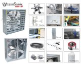 Exaustor Push-Pull do sistema DJF-1380 centrífugo com certificação do CE