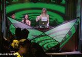 Cabina del DJ dell'ala di angelo P6