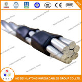 1kv-35kv conductor estándar del estruendo AAC
