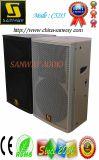 C5215 Sistema de Karaoke de 15 polegadas Sanway Full Range Monitor Londspeker