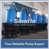 농업 관개를 위한 잠수할 수 있는 축 교류 또는 섞인 교류 펌프