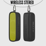 De Dubbele Draagbare Mini Draadloze Spreker Bluetooth van de karaoke