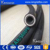 Шланг резиновый сырья спирали сертификата ISO9001 гидровлический