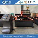 Taglio del plasma di CNC della lamiera di acciaio