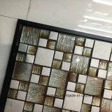 ブラウンの薄板にされたガラスのモザイク・タイル