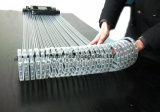 특별한 단계 배경을%s 투명한 LED 커튼 전시