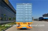 Flügel Opening Insulated Van Type 3-Axlesemi Schlussteil-LKW-Schlussteil