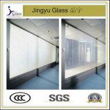 スマートで切替可能なガラス(PDLCガラス)