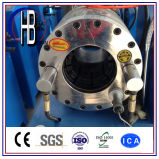세륨 Uniflex Finn 힘 고압 강철 유압 호스 주름을 잡는 기계