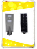 6W-100W LED Integrated Christmas Solar Street Light
